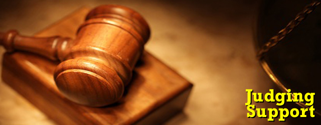JudgingSupport