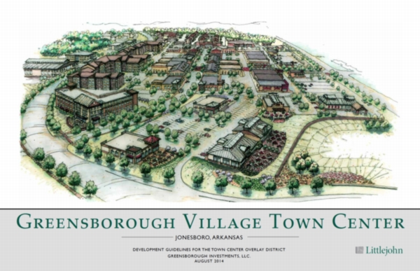GreensboroughVillage