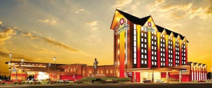 Cherokeee nation casino horseshoe casino indiana venue seating chart