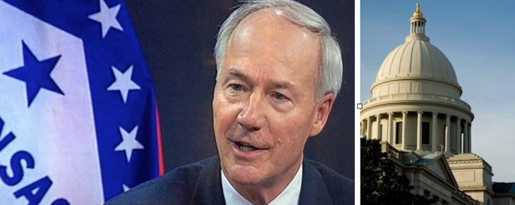 Gov. Hutchinson signs Stand Your Ground and Voter ID bills into law – Talk Business & Politics