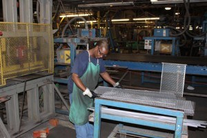 (Courtesy photo) Manufacturing jobs return to Wadley, Ala., thanks in part to Walmart's U.S. Manufacturing initiative. The Wadley Holdings plant employees 250 people who makes Meadowcraft rod iron patio furniture and fixtures for Walmart and other retailers.