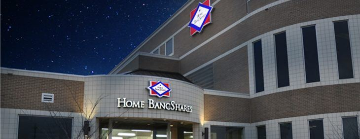 Home BancShares president, CEO Randy Sims adds title of vice chairman thumbnail