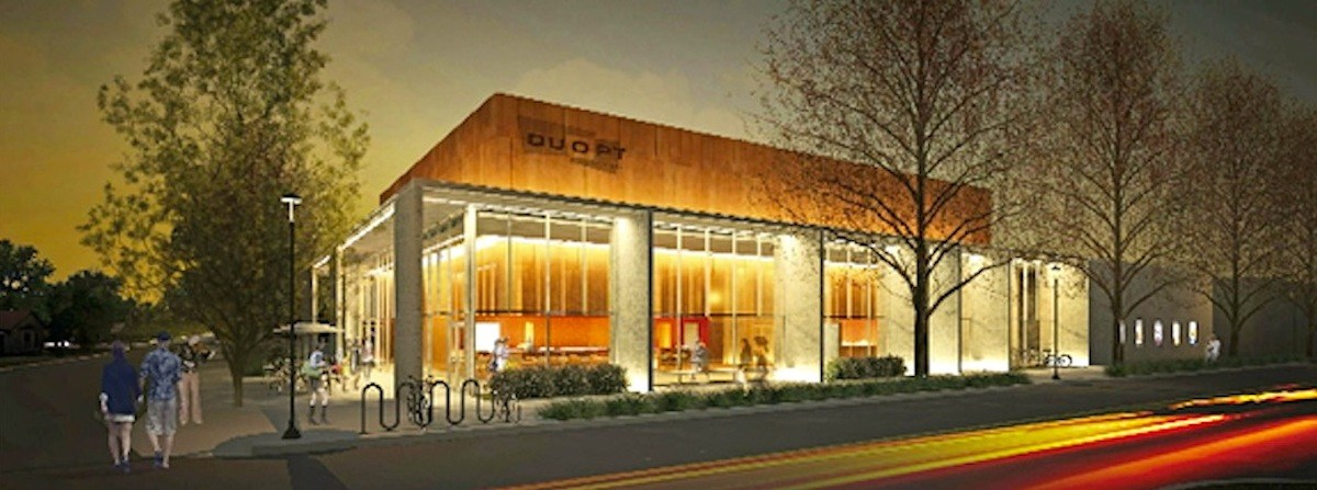 Bentonville To Welcome A Downtown Movie Theater Thanks To