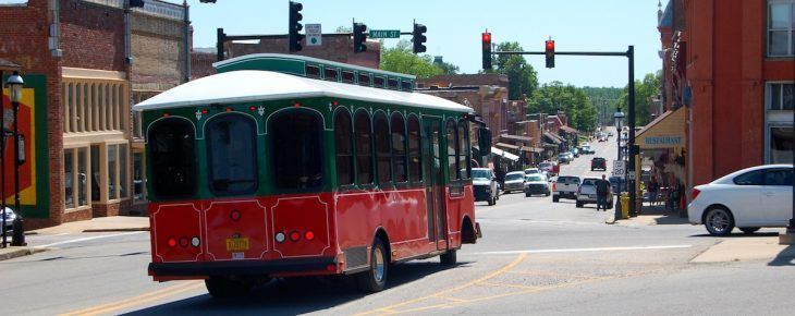 Hours extended for trolley service in downtown Van Buren thumbnail