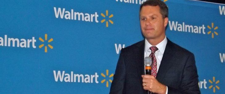 Wal-Mart top five execs earn more than $60 million in recent