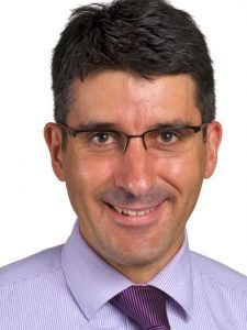 Sean Clarke, incoming CEO of Asda, Wal-Mart's retail business in the United Kingdom.