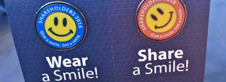 Smiley Returns To Walmart To Reinforce Happiness Through Low