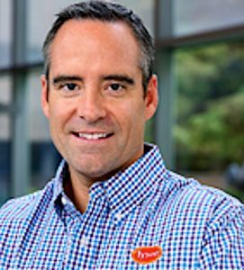 Tom Hayes was promoted to president of Tyson Foods Inc., as the meat giant separates the president and CEO duties of the growing company. Donnie Smith will remain as CEO.