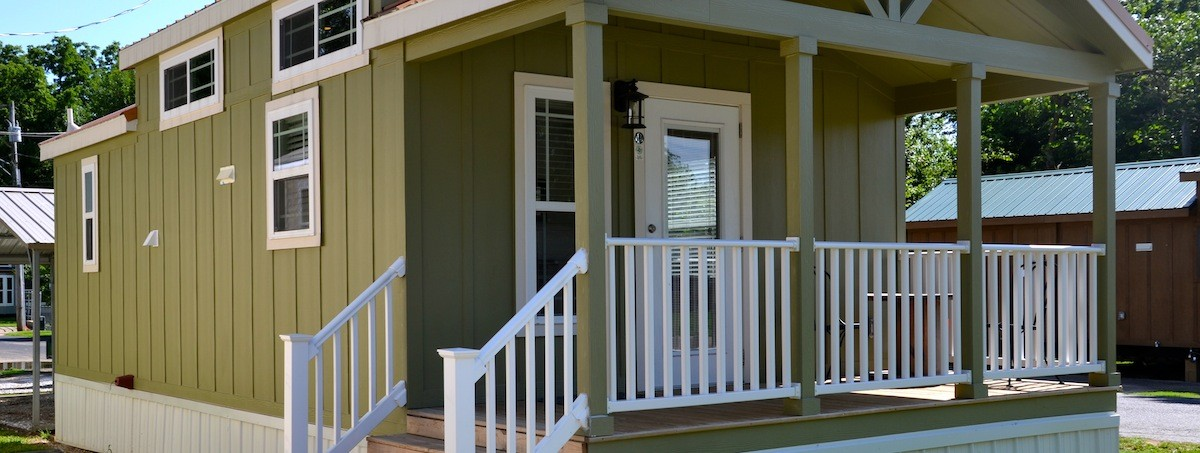 Tiny House trend emerging in Arkansas with seniors in Northwest