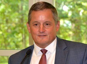 U.S. Rep. Bruce Westerman, R-Hot Springs, spoke recently at the Innovate Arkansas Timber and Wood Design, Construction, and Production Conference held at the University of Arkansas System Administration Conference Center.