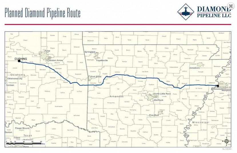 Welspun Gets $47 Million Deal For 440-Mile Crude Line