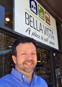Travis Stephens, economic development manager for the city of Bella Vista