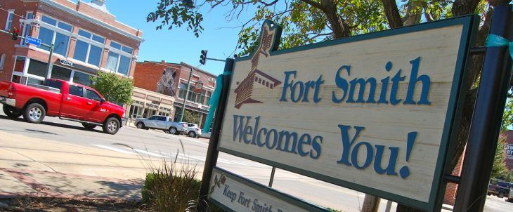 Public input sought on downtown Fort Smith truck traffic