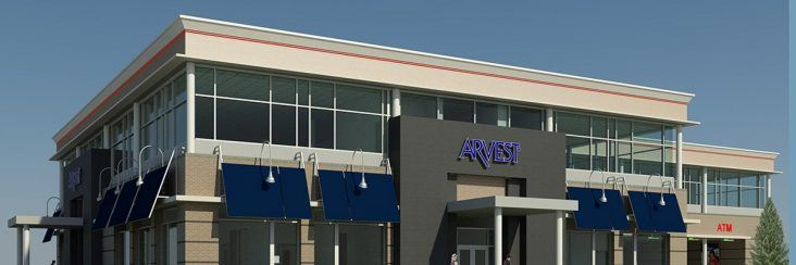 Arvest Bank buys land on Pauline Whitaker Parkway for new