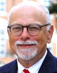 Joseph Steinmetz, University of Arkansas chancellor