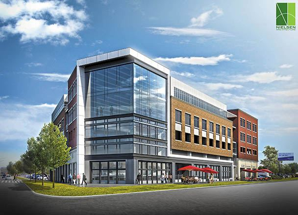 Plans Unveiled for New Office/Retail Development Near ...