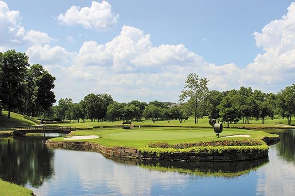 Areas Toughest Golf Courses - Talk Business & Politics