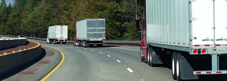 Trucking economist: Economy slowing, but growing thumbnail