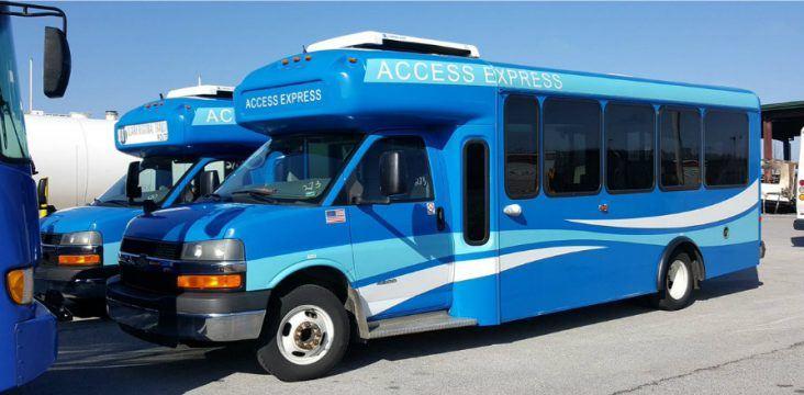 Ozark Regional Transit, Razorback Transit start free fare