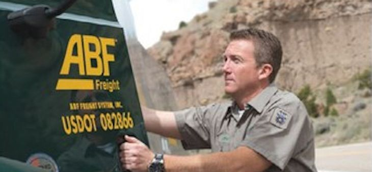 Report: New union contract may leave ABF Freight in 'market