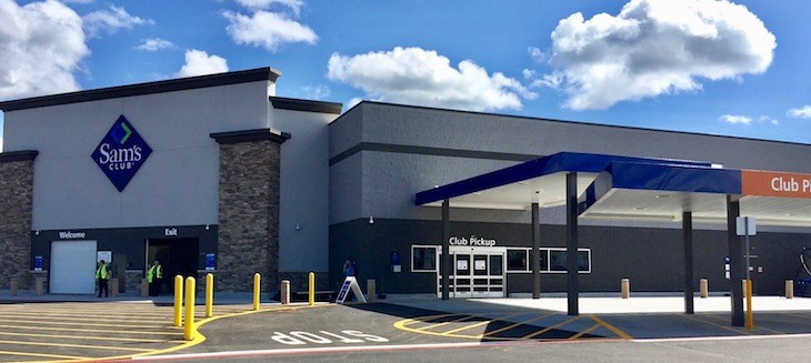 New Sam S Club Set To Open In Springdale Third Club In Northwest