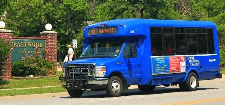 Bus shuttle service business plans