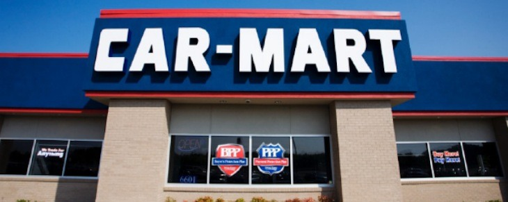 Car Mart Buy Here Pay Here