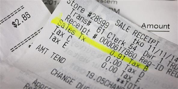 June Sales Tax Revenue Jumps 10.6% Across NWA
