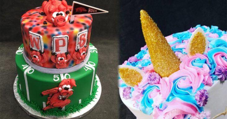 Ricks Bakery Cakes