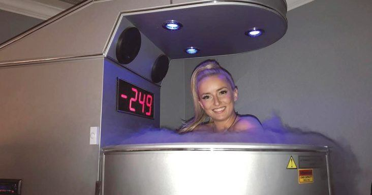 Whole-body cryotherapy coming to Bentonville - Talk Business