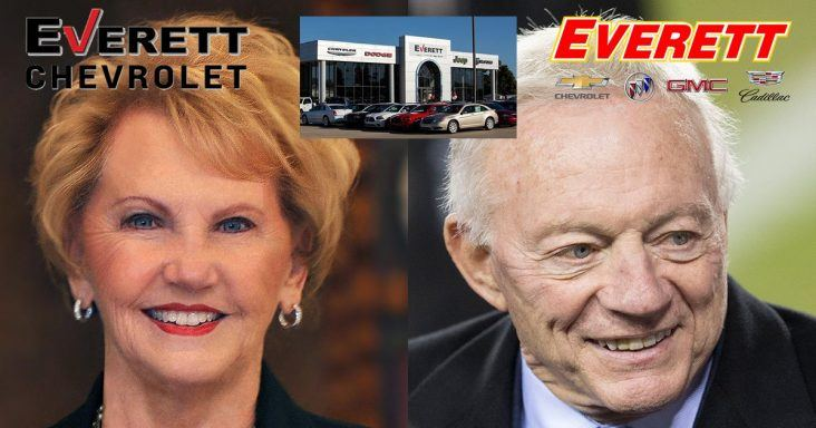 Superb Johnelle Hunt, Jerry Jones Involved In Everett Automotive Acquisitions In  Northwest Arkansas