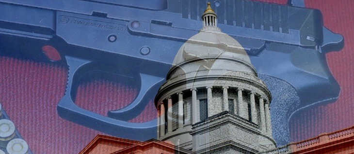 Law bans gun sales to medical marijuana users, but will it