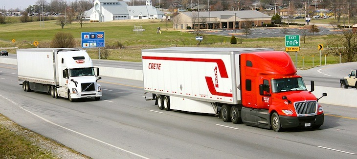 Trucking alternate welcomes proposal to interchange hours of provider legislation thumbnail
