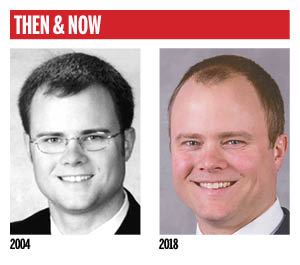 Then & Now: Erstine knows the data that keeps NWA ticking - Talk