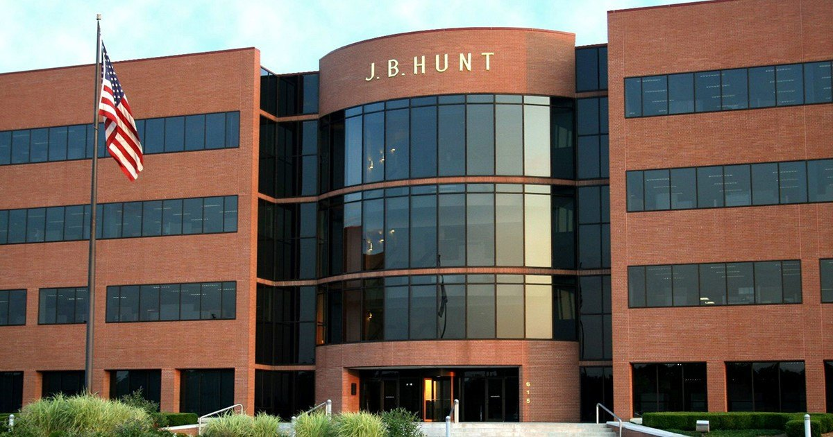 J.B. Hunt profit falls nearly 12%, revenue rises 6% in second quarter thumbnail
