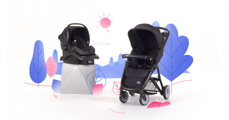 Walmart Launches Eco-friendly Car Seat/stroller Made In U
