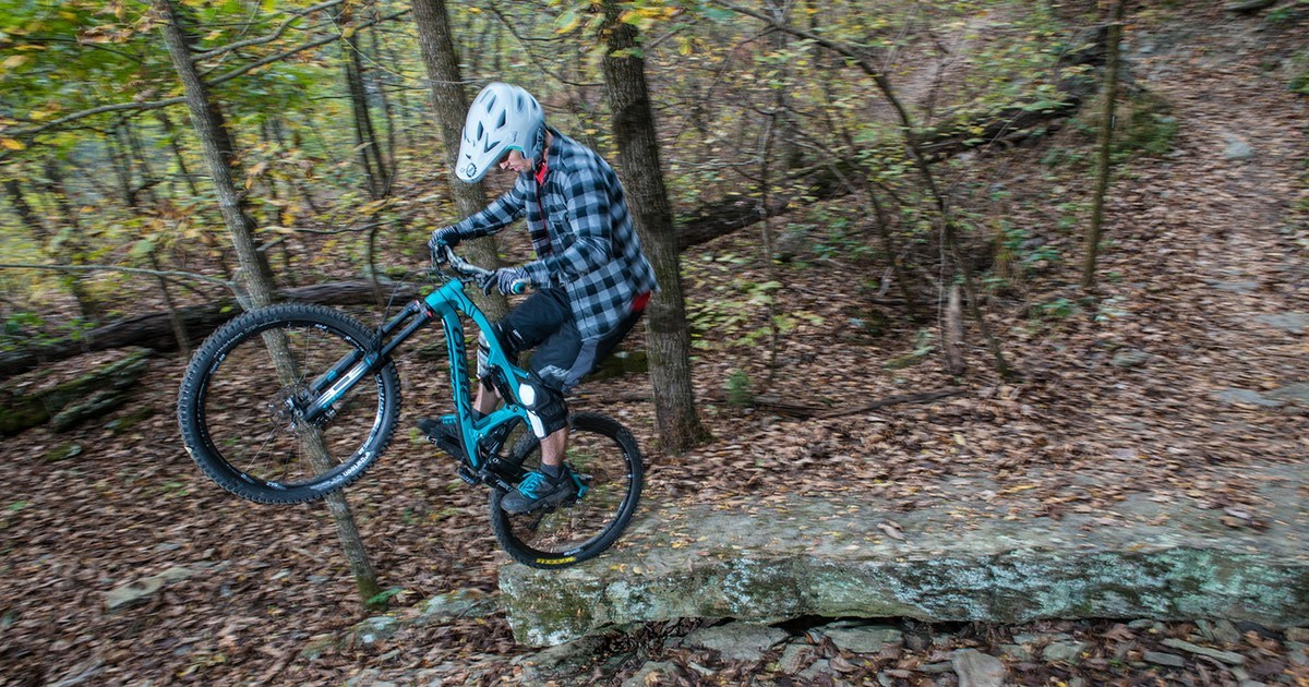 Arkansas to open 'Monument Trails,' a collection of destination mountain biking trails thumbnail