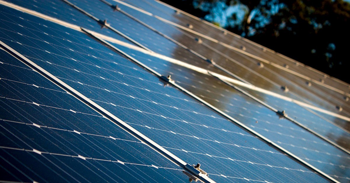 Pulaski County touts green initiatives, joins Natural State's growing list of sun-power projects
