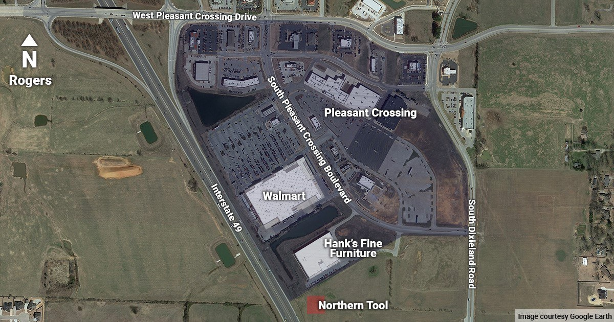 Northern Tool Equipment Proposed For Phase Ii Of Rogers Pleasant Crossing Development Talk Business Politics
