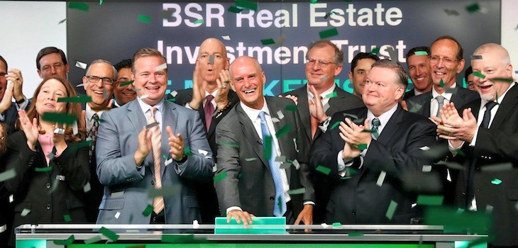 Bsr real estate investment trust ipo