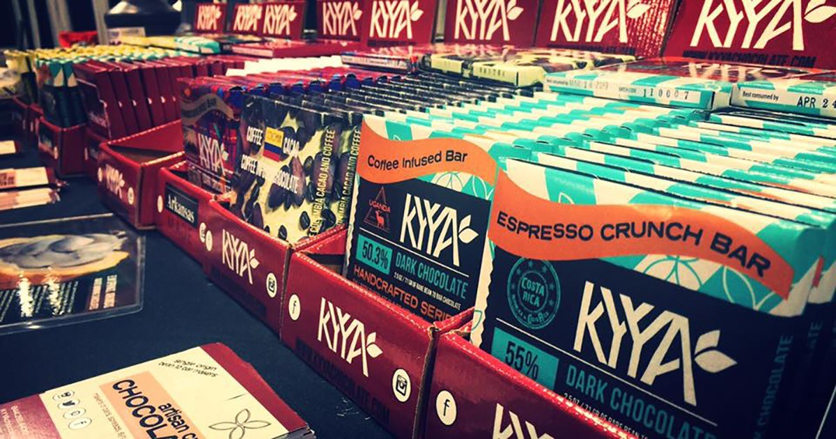 Kyya Chocolate planning retail store in Fayetteville thumbnail