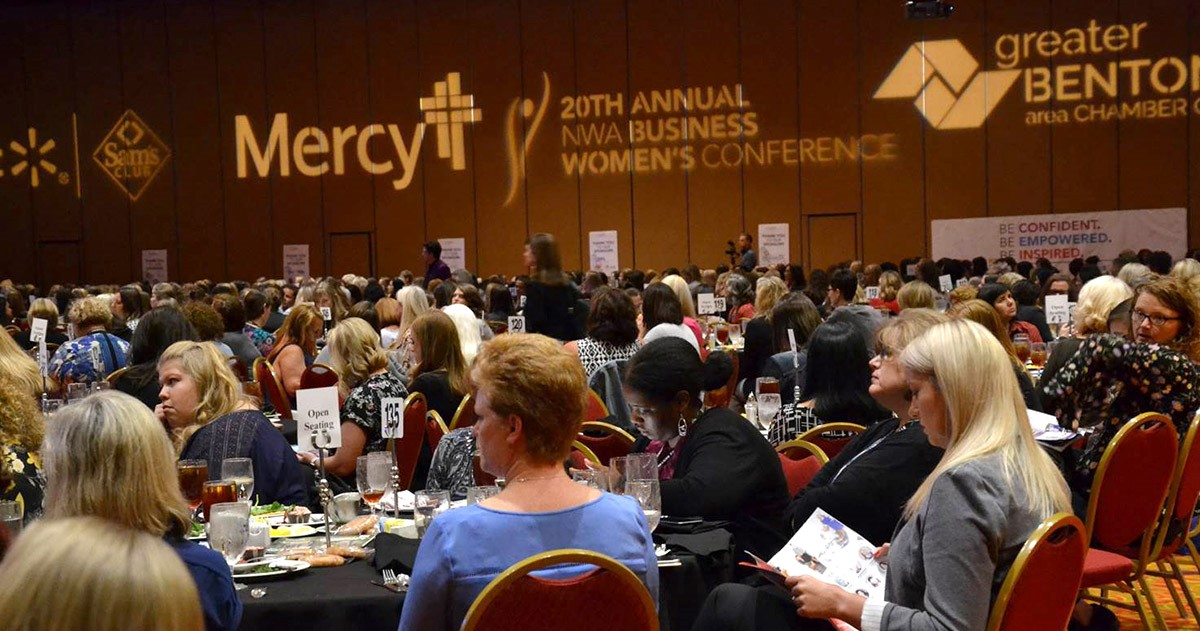NWA Business Women's Conference provides personal