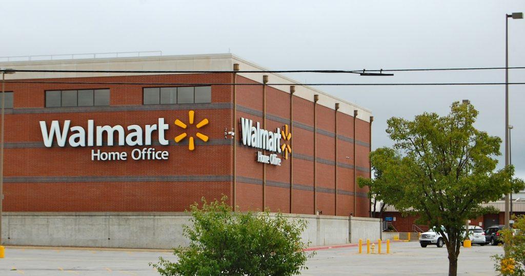 Walmart files WARN letter on closing return center in Bentonville