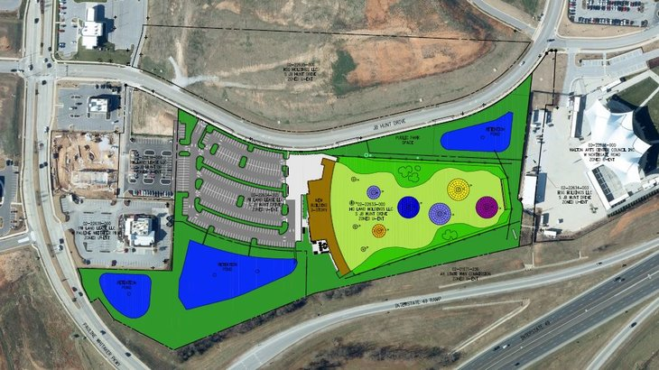 Topgolf files site plan for Rogers location, on track for