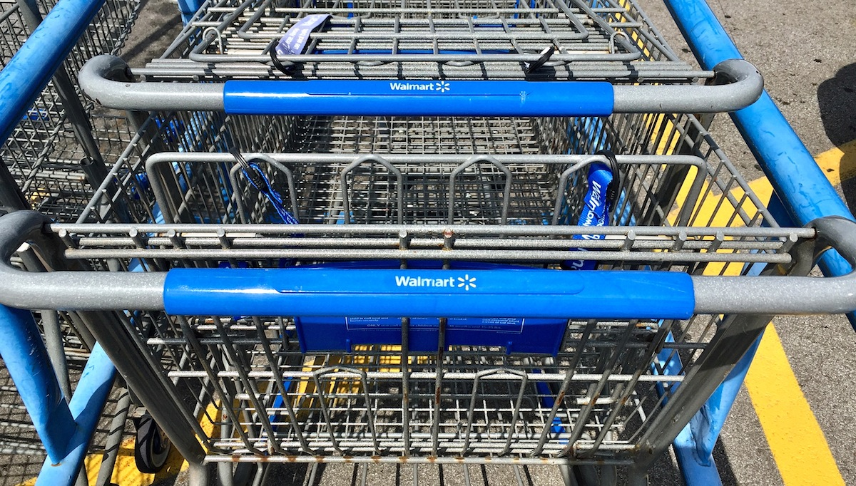 Walmart will limit number of customers in stores - Talk Business & Politics