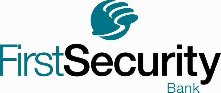 First Security Bancorp logo