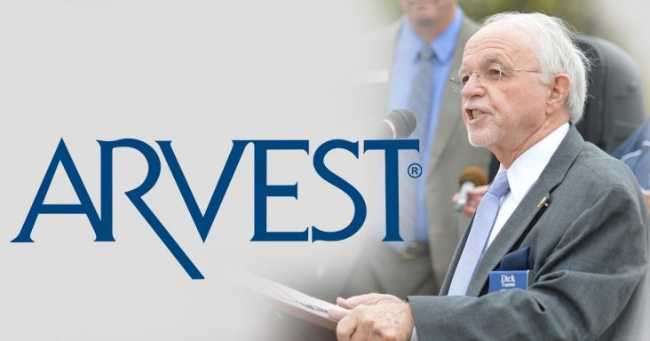 Dick Trammel retiring after 43 years at Arvest Bank - Talk
