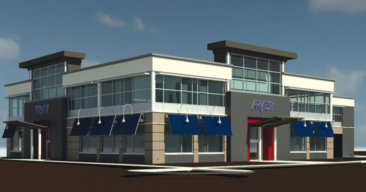 Crossland leading new Arvest Bank branch in Pinnacle Hills with