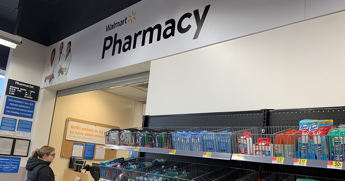 Walmart to reduce pharmacy staff by 3% thumbnail