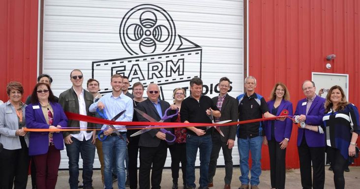 Film production soundstage opens in Hiwasse